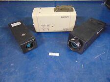 Sony CCD Color Video Camera-Scion CDC CFW-1312C & VPC-920  Power Supply-S2982y