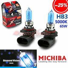 For ALFA ROMEO MICHIBA HB3 9005 5000K Xenon Super WHITE Headlight Bulb High Beam