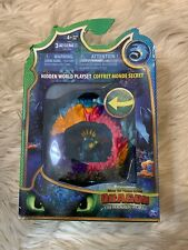 DreamWorks Dragons Hidden World Playset Dragon Lair with Collectible - Stormfly