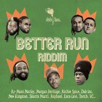 DUB INC. - BETTER RUN RIDDIM  CD NEU