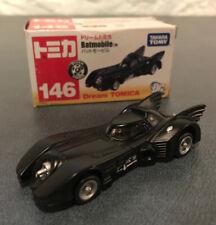 Takara Tomy Dream Tomica 146 Batman Batmobile Diecast DC Universe Discontinued