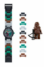 LEGO STAR WARS CHEWBACCA BUILDABLE WATCH GREEN/BLACK BRAND NEW IN BOX