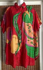 Women's RUPEE'S Cruise/Vacation Shirt/Cover Up/Dress ~ Size Fits L-2X
