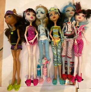 Monster High Puppen Dolls
