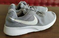 Nike Tanjun Trainers Mens Grey UK 10.5 US 11.5 EUR 45.5 CM 29.5 gym running