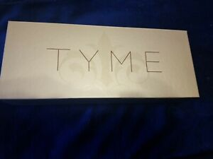 TYME Iron Pro 2-in-1 Hair Curler and Straightener! NEW CONDITION. 100% genuine