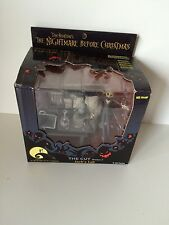 The Nightmare Before Christmas The Cut Series 1 Jacks Lab Playset Boxed