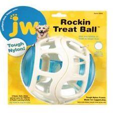 JW Rockin Treat Ball Large Dog Toy Grooming