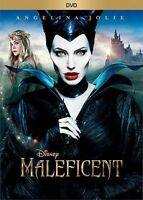 Maleficent [New DVD] Ac-3/Dolby Digital, Dolby, Dubbed, Subtitled, Widescreen