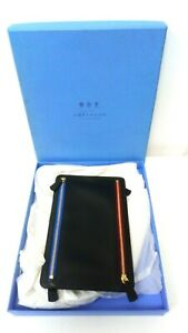 Smythson Leather Travel Wallet New with the Box