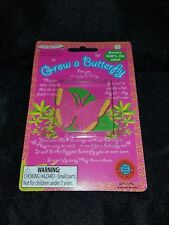 grow a butteryfly toy 600 percent bigger in the water