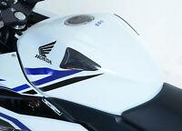 Honda CBR500R 2016-2019 R&G Racing Carbon Fibre Tank Sliders | TS0034C