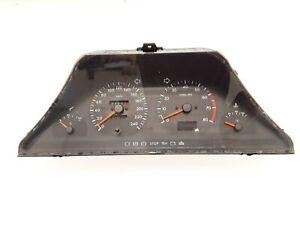 PEUGEOT 605 1992 LHD 3.0i SPEEDOMETER INSTRUMENT CLUSTER OEM 9602584980