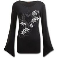 Spiral Direct Pure Of Heart Top Shirt L/XL Gothic Kleidung - Neu