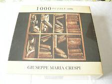GIUSEPPE MARIA CRESPI - PUZZLE 1000 PEZZI NUOVO ANCORA CHIUSO cm 68x48
