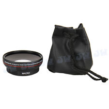 Wide Angle Macro Lens for 67MM Canon T4i T5i 700D 650D 7D 60D 18-135MM 17-85M