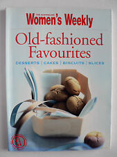 Old-fashioned Favourites: Desserts, Cakes, Biscuits, Slices AWW (Paperback 2007)