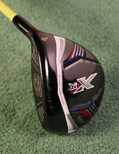 RH Callaway XR #4 Fairway Wood Graphite Design Tour AD MT-7x Extra Stiff