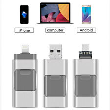 64/128/256GB USB 3.0 IOS Flash Drive Memory Stick For iPhone 6 7 8 Plus X iPad