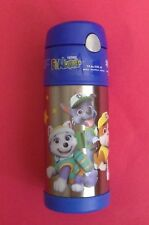 PAWPATROL READY 4 ACTION THERMOS FUNTAINER BOTTLE 12OZ/355 ML BRAND NEW
