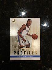 Kevin Durant 2008-09 UD SP Authentic - Authentic Profiles Card #AP39