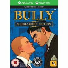 Bully: Scholarship Edition Xbox 360 and  Xbox One Very Good 9E