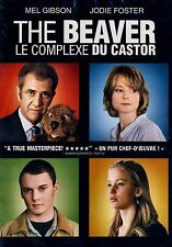 NEW COMEDY DVD / The Beaver  / Jodie Foster, Mel Gibson, Jennifer Lawrence