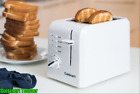 Cuisinart 2 Slice Plastic Toaster White New Touch Controls Ergonomic Cpt-122bk photo