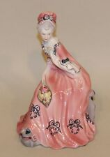 Goldscheider Everlast USA Figurine 811 Love Letter by P. Poscher Victorian Woman