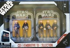 STAR WARS 30th ANNIVERSARY COLLECTION TIN SET FIGRIN D'AN & THE MODAL NODES MIB