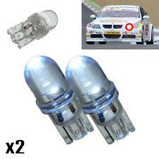 BMW 3 Series E46 330 Ci 501 W5W LED Wide Angle White Side Lights 'HID' Bulbs XE2