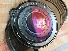 Pentax Vivitar MC 28-85mm 1:2.8 - 3.8 f2.8-3.8 Zoom Lens  PK Mount