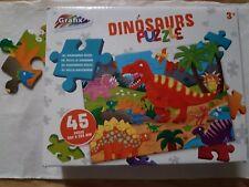Puzzle dinosaures