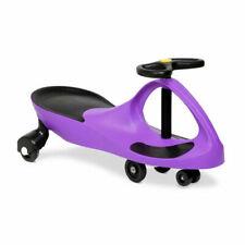 Keezi Ride On Swing Car for Kids - Purple