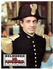 BELMONDO - Der Puppenspieler   (Original - Aushangfoto 15)
