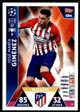 Match Attax Champions League 2018/19 - José Giménez Athletico Madrid No.24