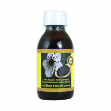 Pure Black Seed Oil | Purest Cold Pressed Unfiltered Solvent (2 oz.)