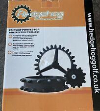 Hedgehog wheels For Powakaddy