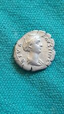 Faustina I Ar Denarius rev Ceres RIC III 361Good portrait coin