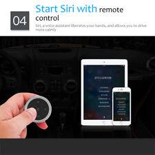 Car SUV Bluetooth Wireless Kit Media Button Music Steering Wheel Remote Control