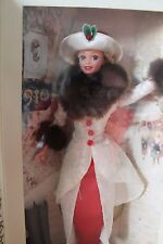 Barbie Holiday Memories Mattel 1995 NRFB