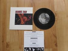 "HANDS TIED ""s/t"" 7""-Vinyl SxE Mouthpiece Turning Point Floorpunch"