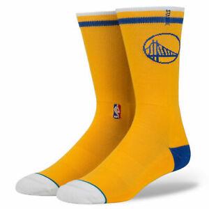 Stance NBA Golden State Warriors Arena Logo 558 Men's XLarge 13-16 Crew Socks