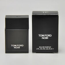 TOM FORD NOIR Pour Homme EDP 6 ml Mini Perfume Miniature Bottle New in Box