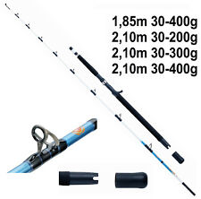 WFT Sensea 25lbs 2 10m 30-300g Big Game Rute Norwegen By Tackle-deals