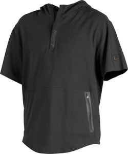 Rawlings Mens Gold Collection Series SS Hoodie BLACK XL