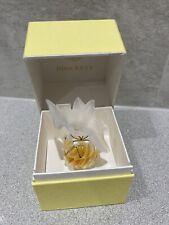 Vintage Lalique Crystal Dove Nina Ricci L'Air du Temps   Perfume