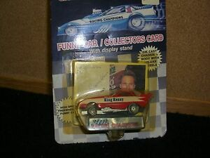 1/64 racing champions King Kenny funny car 1989.