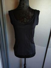 Top Shirt schwarz Biba Crisca 36 S