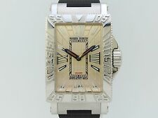 Roger Dubuis Sea More Just For Friends Automatic White gold bezel&steel  Limited